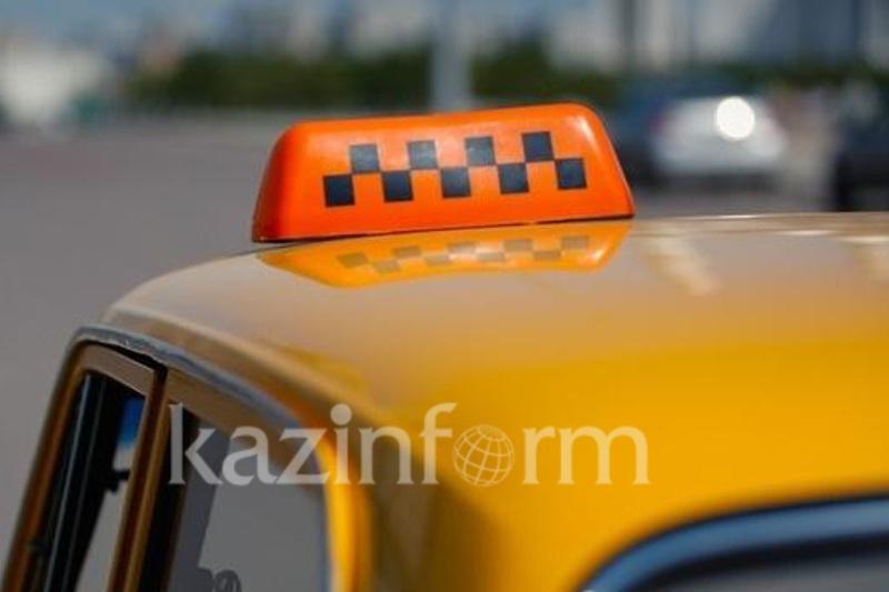 680 таксистов наказали за нарушения ПДД в Павлодарской области