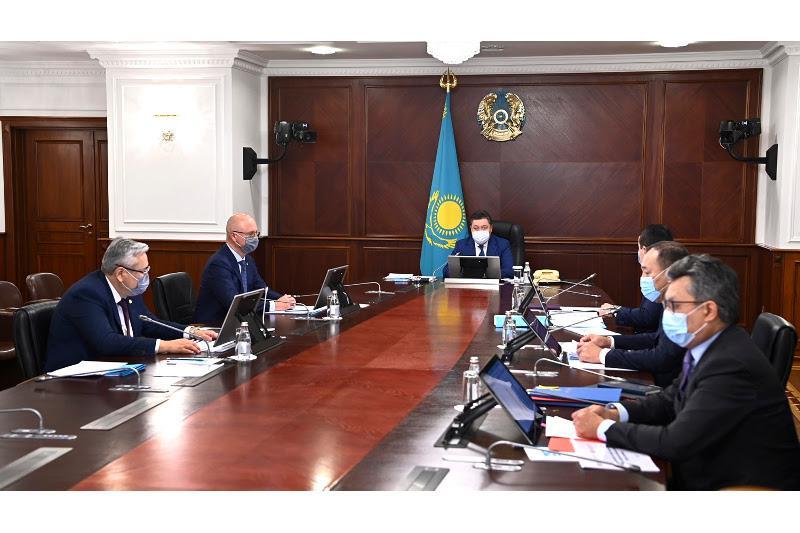 Президенттің өңдеуші өнеркәсіпке қатысты тапсырмалары сапалы орындалуы тиіс – Мамин