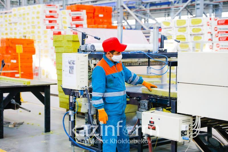 Manufacturing to grow by KZT1tln in Kazakhstan this year