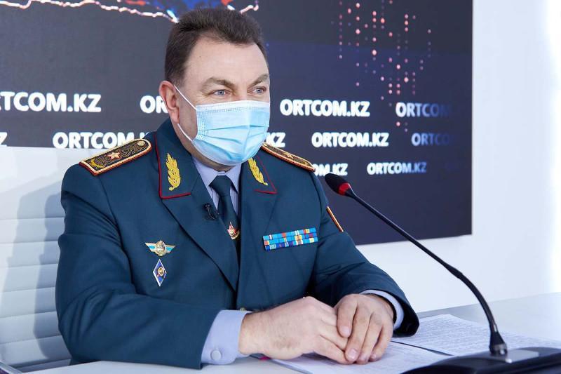 О нарушениях казахстанцами пожарной безопасности рассказали в МЧС РК