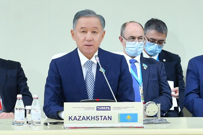 Нурлан Нигматулин обозначил приоритеты взаимодействия парламентариев ТюркПА