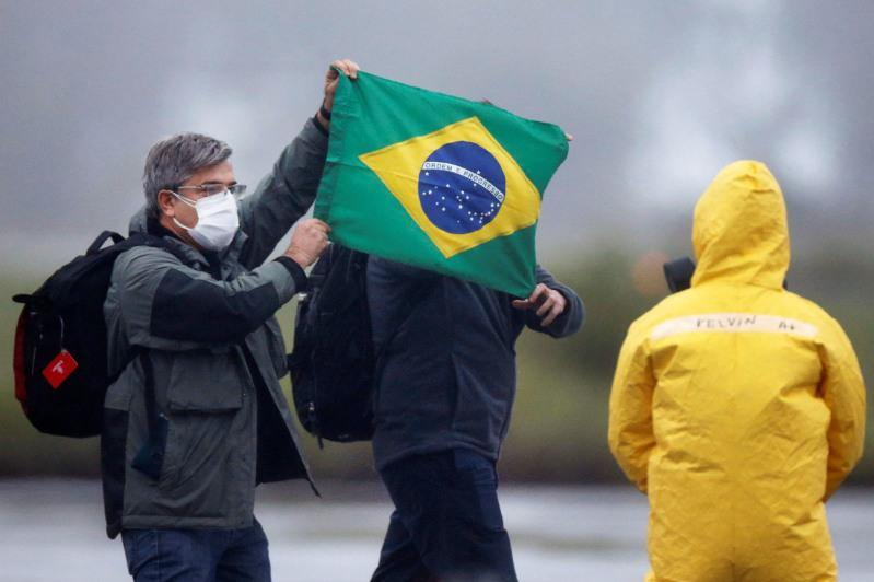 COVID-19: Brazil has 8.6k cases, 243 deaths in 24h