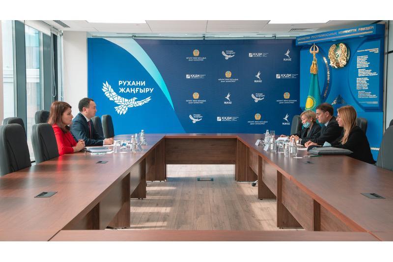 Контент детского французского телеканала «TiJi» будет переведен на казахский язык