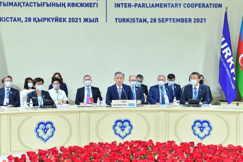Нурлан Нигматулин обозначил приоритеты председательства Казахстана в ТюркПА