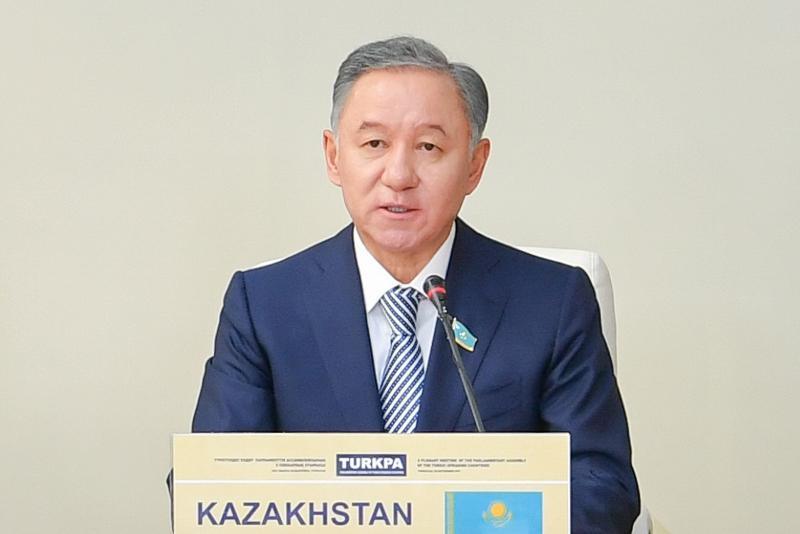 马吉利斯议长:《突厥斯坦宣言》将进一步促进突厥国家议会间合作