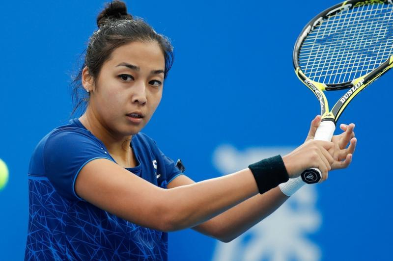 Astana Open: Zarına Dııas ekinshi aınalymǵa shyqty