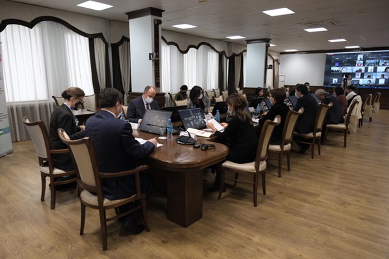 Пандемия показала особую необходимость роста значимости социальных работников - Уполномоченный по правам человека в Казахстане