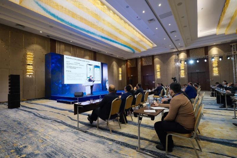 Отечественные IT-решения были представлены Тюркскому совету на Smart City Nur-Sultan