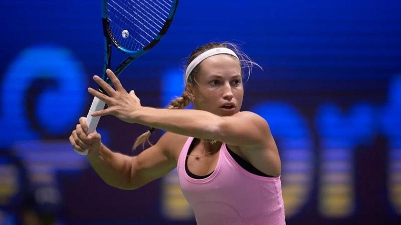 Юлия Путинцева на старте Astana Open одержала победу над Екатериной Горгодзе