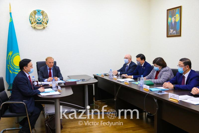 Заседание Комиссии по правам человека при Президенте РК состоялось в столице