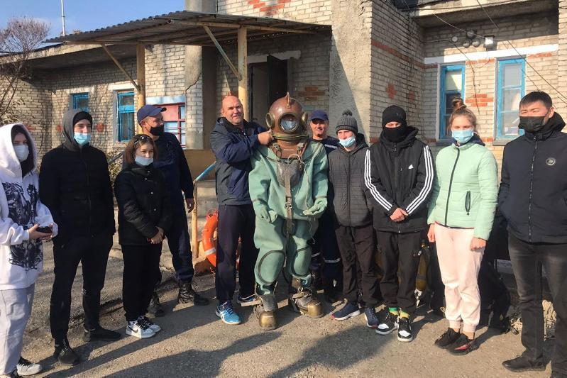 Юные костанайцы могут пройти бесплатные курсы спасателей