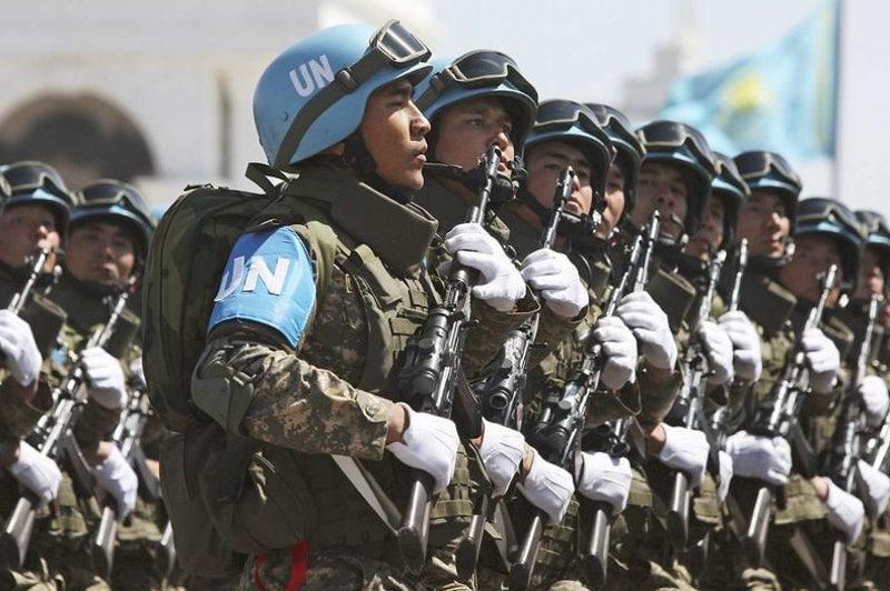 国防部启动《全球卫士》维和军人评选工作
