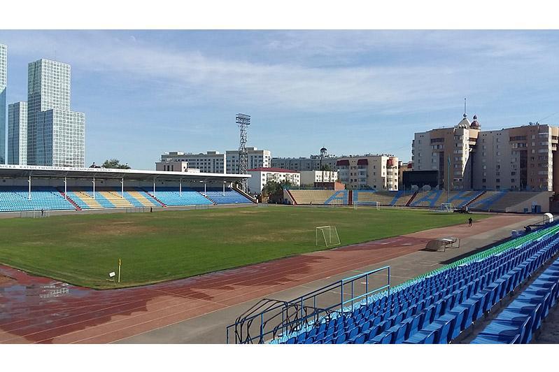Центральный стадион снесут и построят заново в Нур-Султане