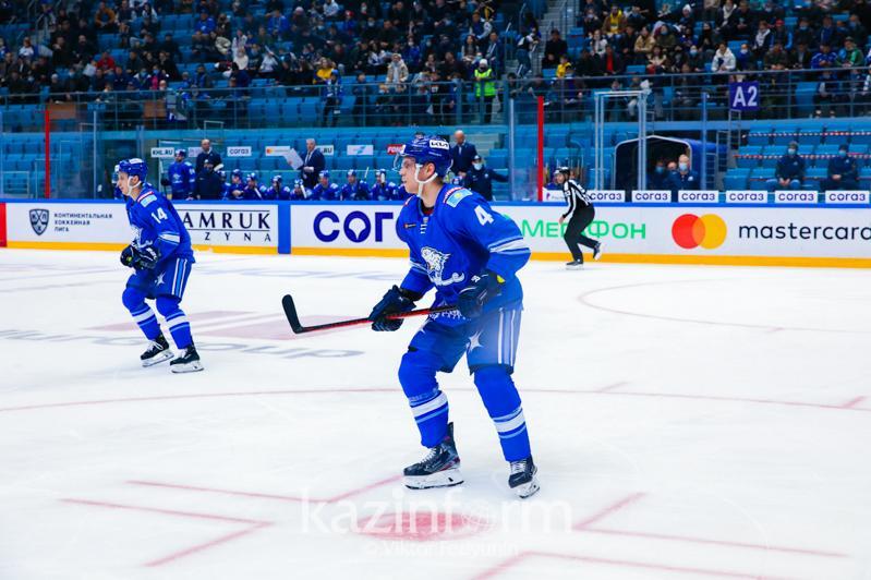 Құрлықтық хоккей лигасы: «Барыс» Ресейде «Авангардпен» кездеседі