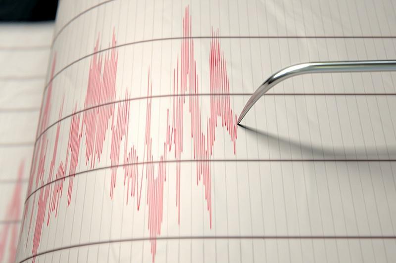 Землетрясение произошло в 532 км от Алматы
