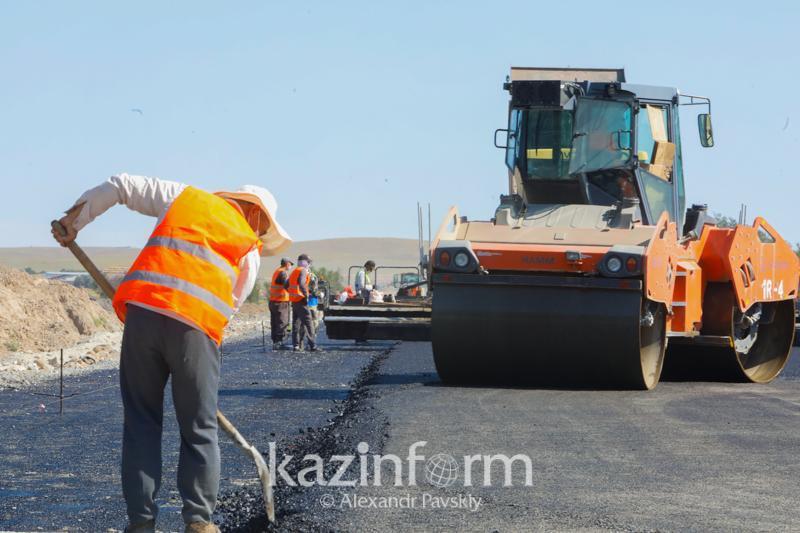 Какие автодороги ремонтируют в Казахстане