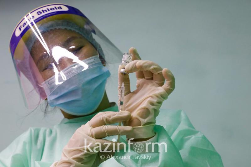 Елімізде қайта вакциналау тәсілі әзірленді