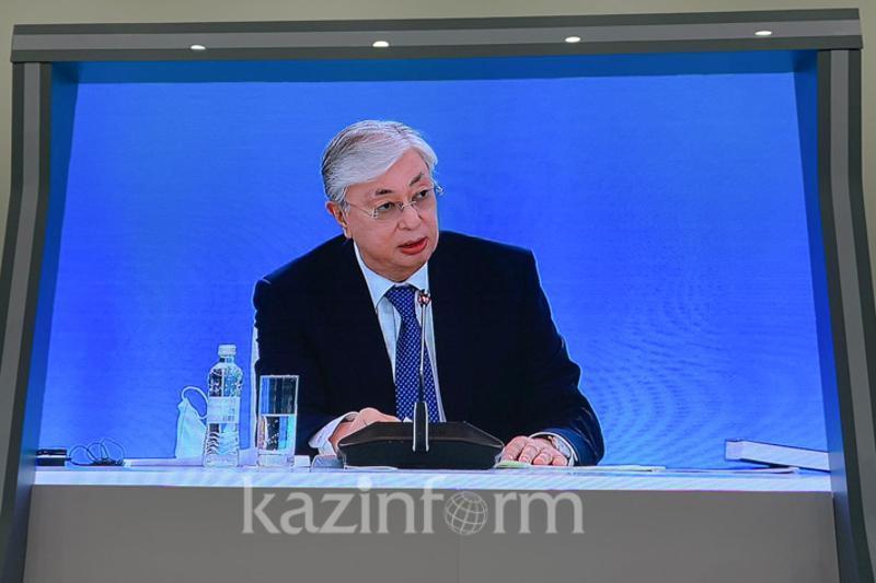 托卡耶夫总统:哈萨克斯坦的气候变化将影响整个中亚地区