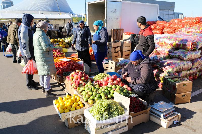 Сельскохозяйственная ярмарка пройдёт в Нур-Султане
