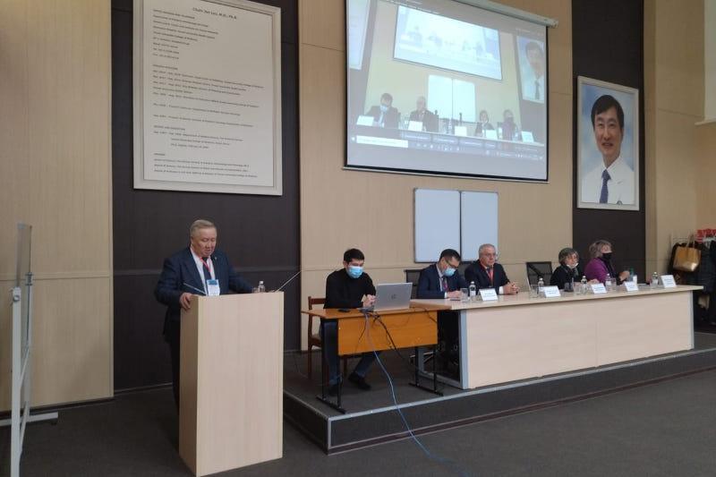 Научно-практическая конференция в области охраны психического здоровья проходит в Алматы
