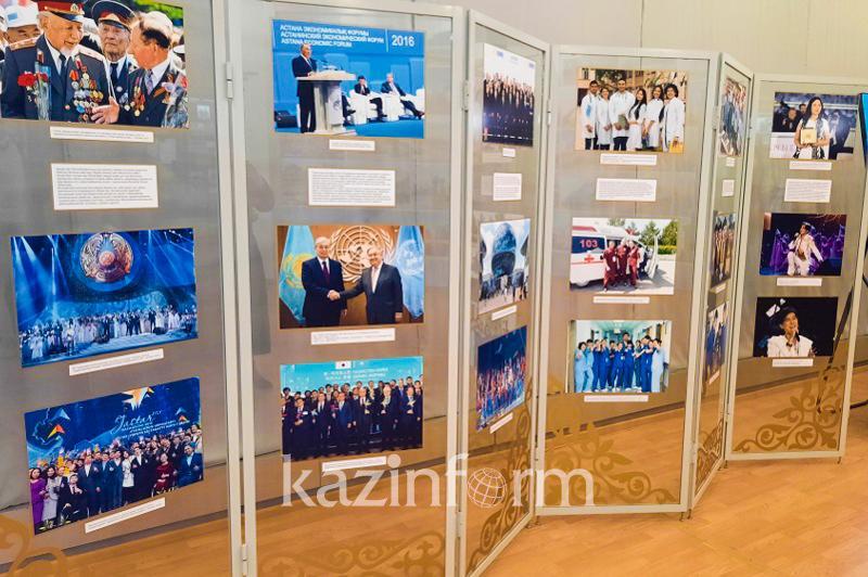 Выставки к 30-летию Независимости РК открылись в СКО