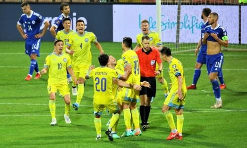 Тройка антилидеров казахстанского футбола по количеству фолов