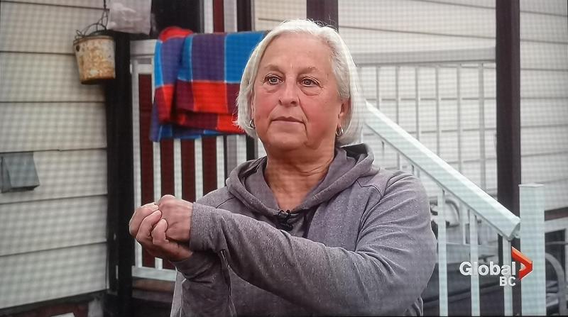 В Канаде метеорит приземлился на кровать спящей женщины
