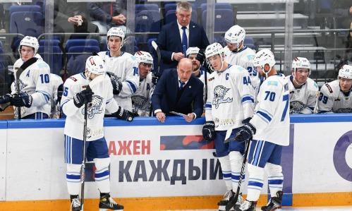«Барыс» без вариантов проиграл «Авангарду» в матче КХЛ