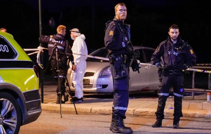 Белгісіз біреу Норвегиядағы Кунсберг қаласында бірнеше адамды өлтірді