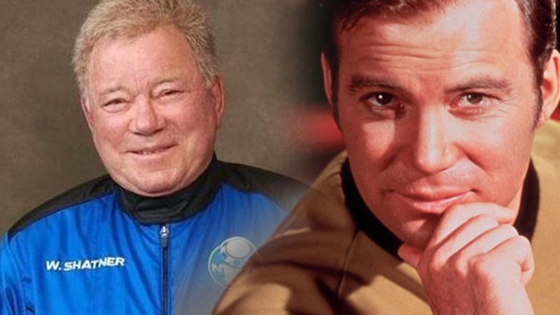 90 жастағы актер New Shepard кемесімен ғарышқа ұшты