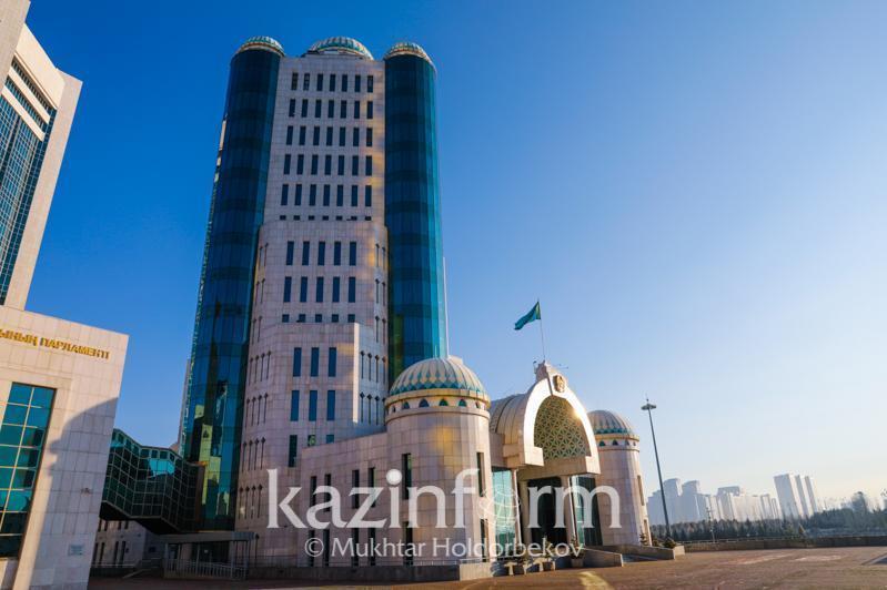 ҚР Сенати Каспий денгизини ҳимоя қилиш тўғрисида қонун қабул қилди