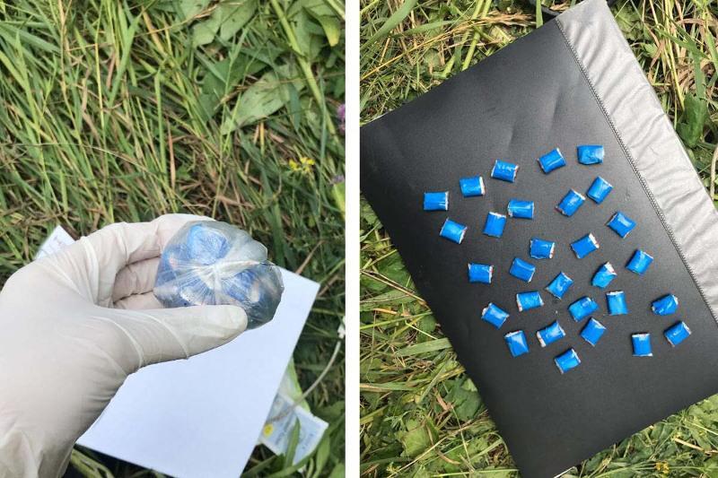 33 свертка с синтетическими наркотиками изъяли у жительницы Петропавловска