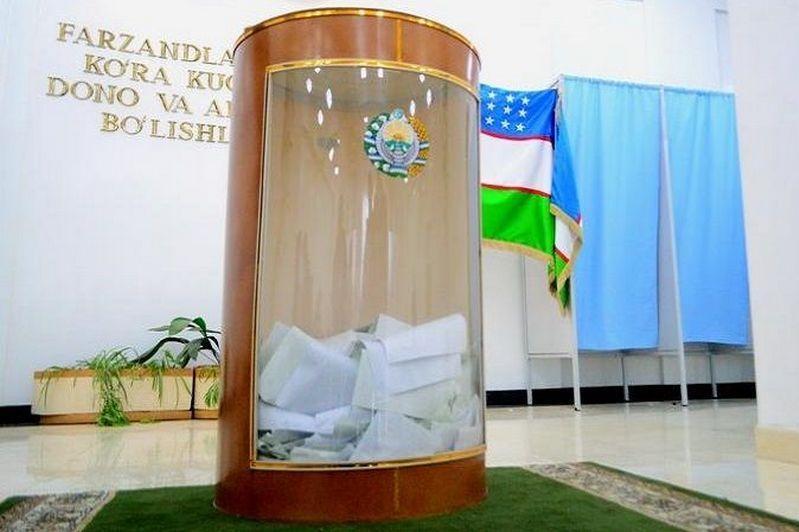 Ўзбекистонда Президент сайлови: Муддатидан олдин овоз бериш бошланди