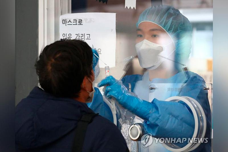 S. Korea: New cases near 2,000 amid rising vaccination rate