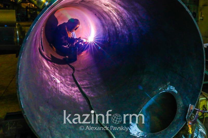 2021年1-9月哈萨克斯坦工业生产指数为102.7%