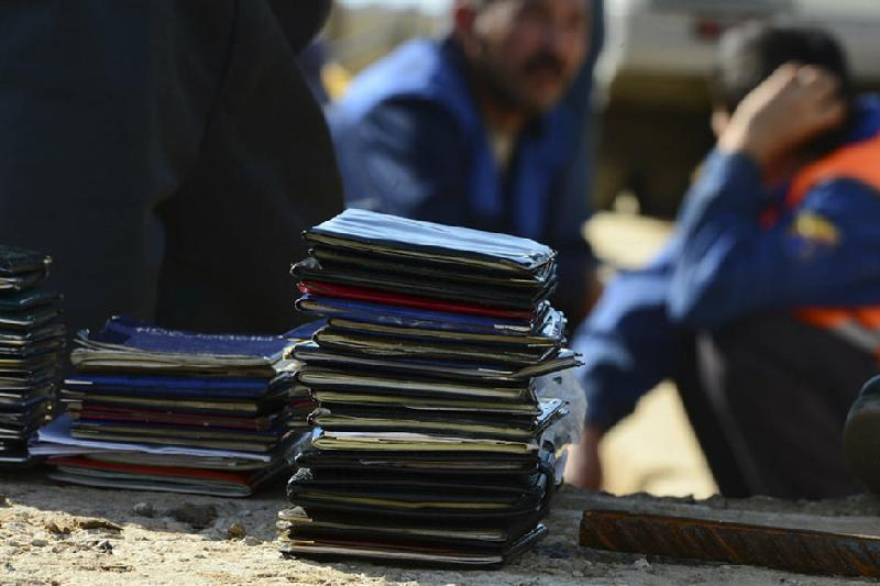 Атырау облысында шетелдіктерді заңсыз елге кіргізгендер тергелуде