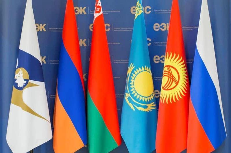 Началось заседание Высшего Евразийского экономического совета