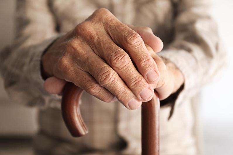 98-летний ветеран войны привился от коронавируса