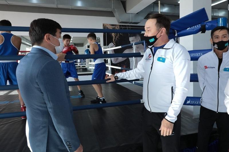 127 тысяч спортивных секций открылись в рамках предвыборных обещаний Nur Otan – Бауыржан Байбек