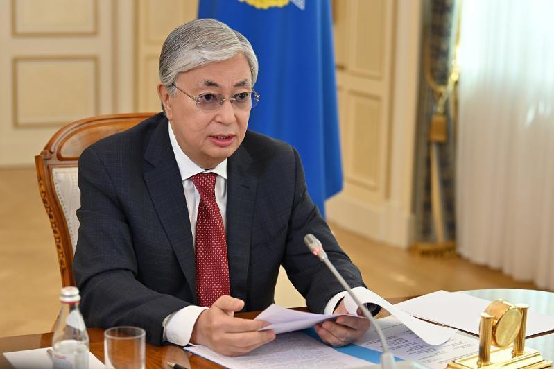 Касым-Жомарт Токаев: Нам следует объединить усилия для успешного преодоления пандемии