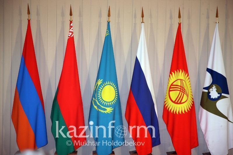 哈萨克斯坦总统:上半年欧亚经济联盟成员国GDP增长4.5%