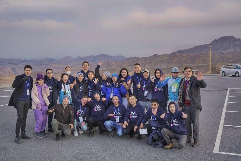 Зарубежные казахи познакомились с сакральными местами Жетысу