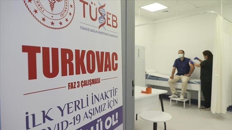 В Турции добровольцам начнут вводить вакцину TURKOVAC
