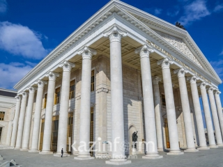 Enchantment of Astana Opera Theatre