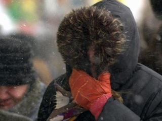 Weather warning in effect for Aktobe region