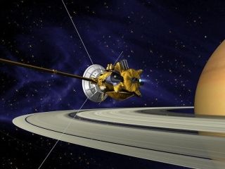 New study says Saturn's rings younger than planet