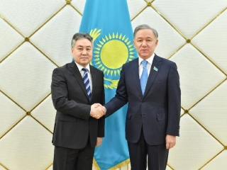 Kazakhstan committed to develop traditionally fraternal ties with Kyrgyzstan - Majilis Speaker
