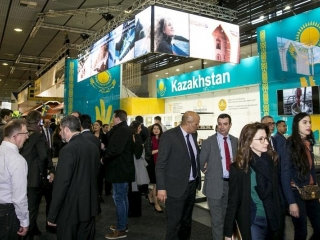 Kazakhstan attends Green Week 2019 exhibition