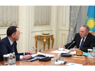 President briefed on Kostanay region development