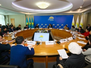 National Council for Children's Rights Protection under Nur Otan Party established
